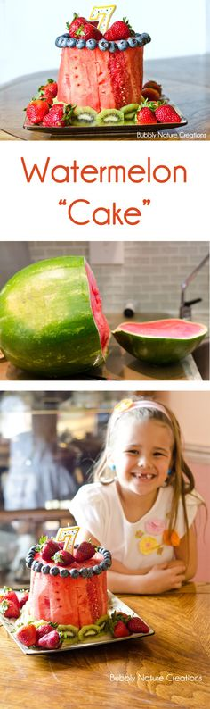 """Project Party Weekend and Watermelon """"Cake"""""""