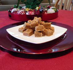 Microwave Caramel Fudge