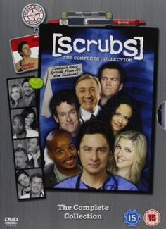 Scrubs - Season 1-9 The Ultimate Collector's Edition DVD DVD