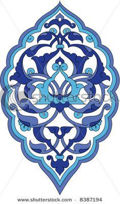 Ottoman Design #decor #invitations