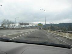 Abernethy Bridge (Interstate 205 over the Willamette River in Oregon City, OR)