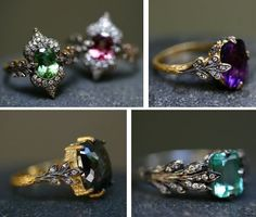 CATHY WATERMAN ENGAGEMENT RINGS | Cathy Waterman Exclusive Trunk Show at Twist!