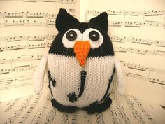 Clef the Music Owl from Kozmic Dreams #wowthankyou £11.99