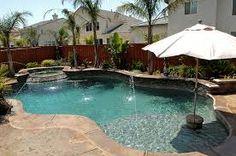 Vinyl Pool, Custom Pools, Yard Design, Pool Houses, Swimming Pools, Backyard, Galleries, Outdoor Decor, Play Ideas