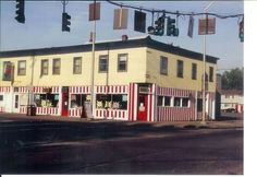Pat Mitchells ice cream (1994) - The BEST Ice Cream ever! This pic was after my time, which was in the 70s...