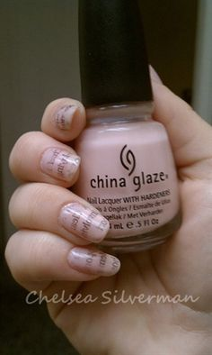 Newspaper - Nail Art Gallery by NAILS Magazine