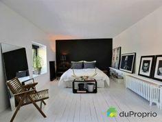 Semi-detached South-West Montreal  Bi Cromo - Master Bedroom