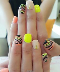 The Cutest Nails Art - Reny styles