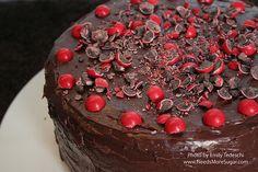 Jaffa mud cake recipe. Mmm