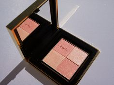 YSL Blush Radiance #7 Holiday Look 2012.