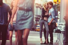 DKNY and DKNY Jeans Spring 2011 Ad Campaign