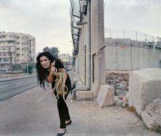 Israel separation wall - One Day ~ Raeda Saadeh 2013