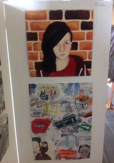 Gemma Ashcroft, A2 Fine Art, CNC