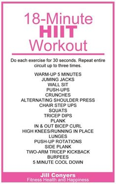 HIIT Workout We can all find 18 minutes in our day! HIIT Workout model Fitness model can mean: Sixpack Workout, Hitt Workout, Workout Fitness, Workout Meals, Plyometric Workout, 30 Min Hiit Workout, Sweat Workout, Travel Workout, Fitness Tips