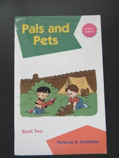 Pals and Pets Vol. 2 by Florence Lindstrom (1998, Paperback, Revised)