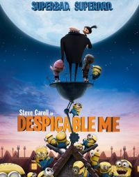 DESPICABLE ME 3D TRAILER  The (un-)official Despicable Me 3D trailer has been released by 3DGuy. This animated movie release date is 9 July 2010 in the USA, but a premiere is taking place at the L.A. Film Festival on 27 June 2010. Release dates for other countries between July and October 2010.pic : http://www.imdb.com/media/rm818119168/tt1323594Plot: Gru is going to steal the moon. But the world's greatest villain has just met his greatest challenge: three little ...