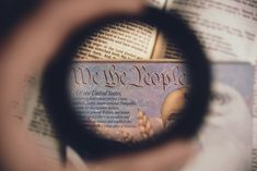 The United States has a crisis on its hands. And blood. So much blood. Common sense gun control laws are needed desperately, but instead the US Constitution is being used to harm the most vulnerable of its citizens. It has been crumpled and twisted and tied like a blindfold over the eyes of those who'd …