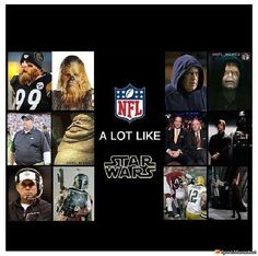 nfl memes | NFL & Star Wars Meme
