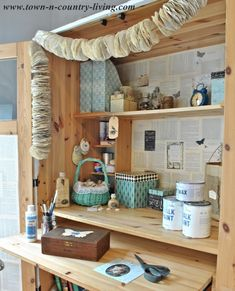 Book Page Garland by Town and Country Living