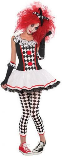 Buy Teen Harlequin Honey Costume, available for Next Day Delivery. Become the Trickster of the Evening this Halloween with our Teen Harlequin Honey Costume. Halloween Clown, Clown Wig, Halloween Costumes For Kids, Halloween Party, Women Halloween, Funny Halloween, Halloween Recipe, Halloween Makeup, Halloween Projects