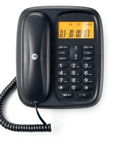 摩托罗拉CL101C 无绳电话机 办公子母机 欧式家用无线座机 一拖一-tmall.com天猫