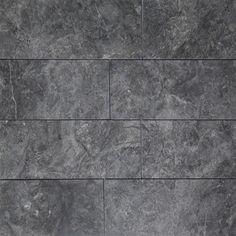 4 x 12 Tile Cosmos Grey Marble Polished wall floor tile kitchen backsplash bathroom wall floor luxury stone by medusa tile