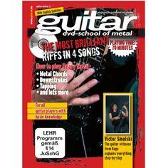 guitar DVD-school of metal englisch, 9,95 €