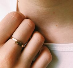 Scratch the Surface: On My Rader: A Modern Take on Class Jewelry by GLDN