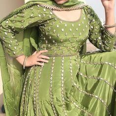 Punjabi Suits Designer Boutique, Punjabi Boutique, Indian Designer Suits, Embroidery Suits Punjabi, Embroidery Suits Design, Neck Designs For Suits, Dress Neck Designs, Indian Gowns Dresses, Indian Outfits