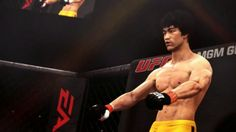 Bruce Lee juntar-se-á a Anderson Silva e Minotauro como lutado no novo game de UFC a ser desenvolvido pela Electronic Arts.