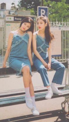 LOONA - Kim HyunJin 김현진 & Jeon HeeJin 전희진 #이달의소녀 #현진 #희진 #LOOΠΔ