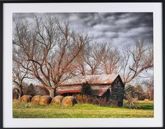 """""""Caswell County"""" by artist Steve Mills. This is being made available as a limited edition photography series. Rich with color and texture, it will be a sophisticated addition to any setting. Available at VALOR American Home."""