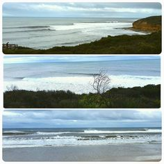 The swell is still continuing on the Victorian surf coast with the winds tending cross shore it time to head to the more protected spots #bodyboarder #Bodyboard #australianbodyboarding #Bodyboarding #bellsbeach #winkipop #surfcoast #winteriscoming by aloha_steve http://ift.tt/1KnoFsa