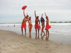 Viajes Turismo Aventura y Lugares turisticos de Ecuador Playas: Playas General Villamil Playas Balneario de Playas