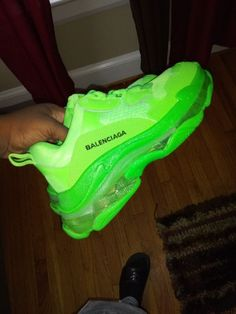 Balenciaga triple s for Sale in Rocky Mount, NC - OfferUp Cute Sneakers, Girls Sneakers, Sneakers Fashion, Shoes Sneakers, Jordan Shoes Girls, Girls Shoes, Fly Shoes, Shoes Gif, Fresh Shoes