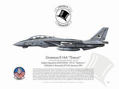 F-14A-VF-14.   What memories I have as an AE on this aircraft