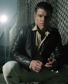 October Song, Minnie Driver, Bruce Weber, Matt Damon, Ben Affleck, Photo Galleries, Leather Jacket, Photoshoot, Actors