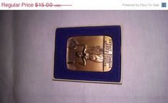 Everythings On Sale Vintage Bausch & Lomb honorary science award art deco style -Free Shipping-