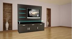 Picture of William TV Wall Unit