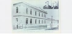 Antigo Hotel Vitória com os seus antigos proprietários