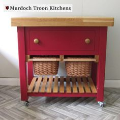 Our craftsmen make all of the freestanding kitchen furniture from the same high-quality timber, and materials we use for our bespoke kitchen units. The one difference is freestanding kitchens are slightly less expensive as it is more efficient to make repetitions of the same unit, and they are designed in such a way that waste is kept to a minimum. All of our freestanding kitchen units are available in a broad range of colours, and you can receive a palette of colours upon request. Kitchen Units, Kitchen Ideas, Freestanding Kitchen, Quality Kitchens, Bespoke Kitchens, Kitchen Furniture, Wicker Baskets, Storage Solutions, Drawers