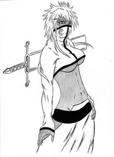 Harribel by ~reetab on deviantART Ichigo Manga, Bleach Ichigo Bankai, Bleach Anime, Manga Drawing, Manga Art, Character Modeling, Character Art, Angel Protector, Kenshin Anime