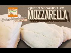 Vegan Keto, Raw Vegan, Vegan Gluten Free, Vegan Vegetarian, Vegetarian Recipes, Vegan Mozzarella, Queso Mozzarella, Great Recipes, Favorite Recipes
