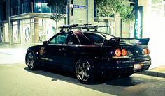Who said sports cars cannot be useful? Nissan Skyline GT-R R33 #jdm #volk #petrolified