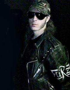Black Metal, Mens Sunglasses, Leather Jacket, Jackets, Style, Fashion, Studded Leather Jacket, Down Jackets, Swag