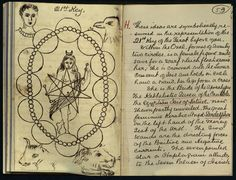 Magickal journal of W. B. Yeats