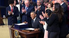 President Obama Signs Into Law a Rewrite of No Child Left Behind - NYTimes.com