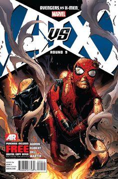 Avengers Vs. X-Men #9 - Round 9