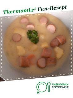 Kartoffelsuppe von Mukima. Ein Thermomix ® Rezept aus der Kategorie Suppen auf www.rezeptwelt.de, der Thermomix ® Community.