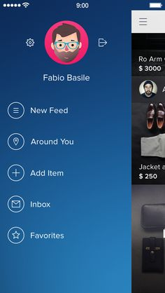 png by Alexander Zaytsev – Make Mobile Applications Android App Design, App Ui Design, Mobile App Design, Interface Design, Web Design, Mobile Ui, Ui Design Inspiration, Design Ideas, Navigation Design
